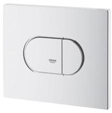 Placa actionare WC alb - 38858SH0