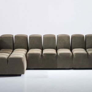 Canapele modulare tapitate TOBLO Antidiva