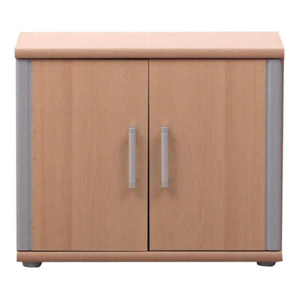 Cabinet inferior, fag, argintiu, LISSI TIPUL 04