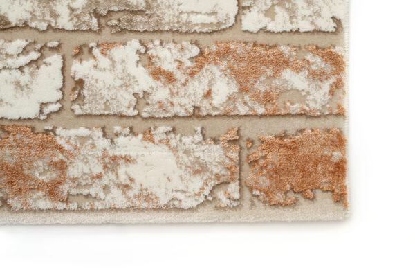 DEFNE-MODEL 1722A-CULOARE BEIGE 100x200