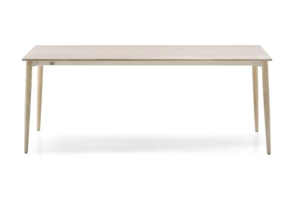 Mese extensibila picioare lemn frasin design scandinav MALMO TML