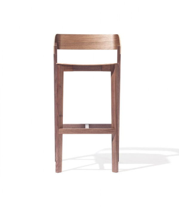 Scaune de bar din lemn MERANO