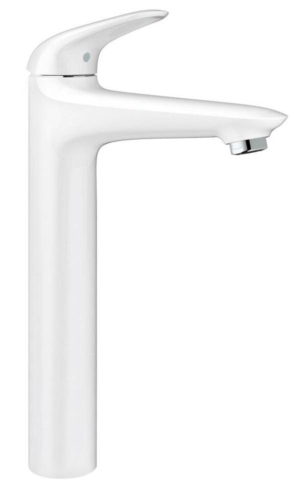 Baterie lavoar blat Grohe Eurostyle marimea XL culoare alb,maner plin-23719LS3
