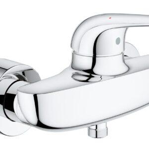 Baterie duş monocomandă Grohe Eurostyle,23722003,crom, montare pe perete