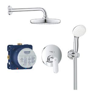 Sistem dus montaj incastrat Grohe Eurosmart Cosmo Perfect Shower,corp incastrat inclus-25219001