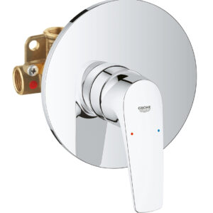 Baterie baie duş ingropata,1 iesire pentru dus Grohe BauFlow-29112000