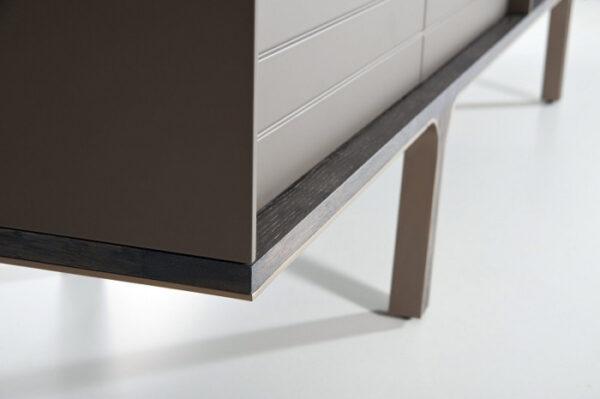 Comode joase baza lemn MOBIUS 002