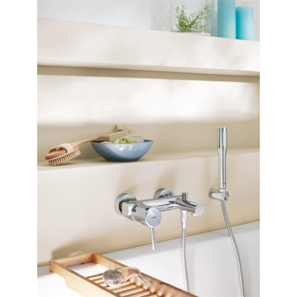 Baterie cada cu dus Grohe Concetto New Grohe-32212001