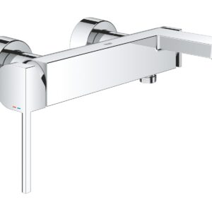 Baterie cada/dus Grohe Plus, cartus ceramic 35 mm,crom,fara set de dus-33553003