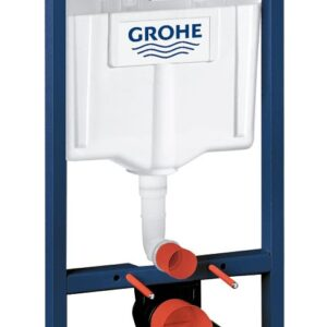 Rezervor wc Grohe Rapid SL set 3 in 1 Skate air, placuta rotunda-38721001