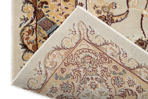SEMERKAND- MODEL 4051A- CULOARE CREAM 100x200