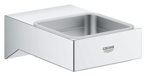 Suport pahar sau savoniera Grohe Selection Cube-40865000
