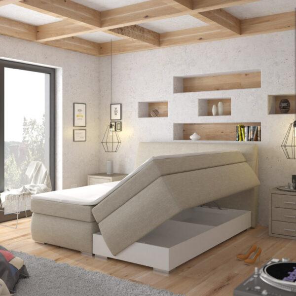 Pat boxspring confort, 180x200, ODYSEA