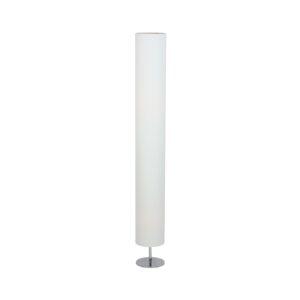 Lampă de podea, alb, QENNY 21