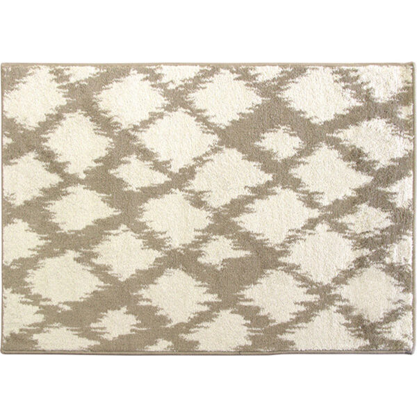 Covor 100x150 cm, crem/alb, LIBAR