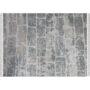 Covor, gri/model cărămidă, 80x200, MURO