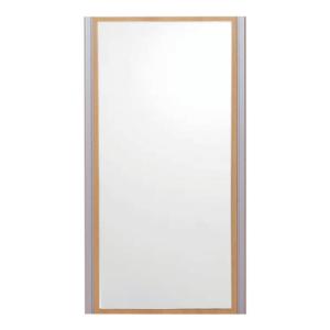 Oglindă, fag/argintiu, LISSI TIPUL 05