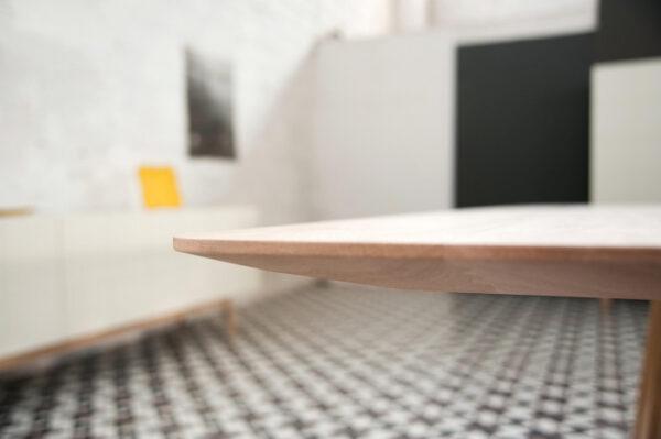 Mese din lemn blat rectangular ALHAMBRA 001 A