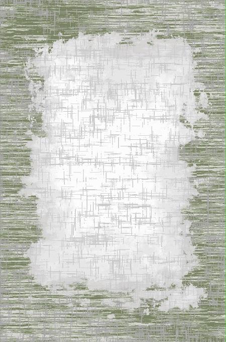 TOPKAPI-MODEL R007A-CULOARE GREEN 200x300