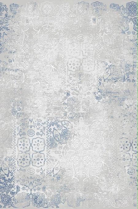 TOPKAPI-MODEL T013A-CULOARE BLUE 120x180