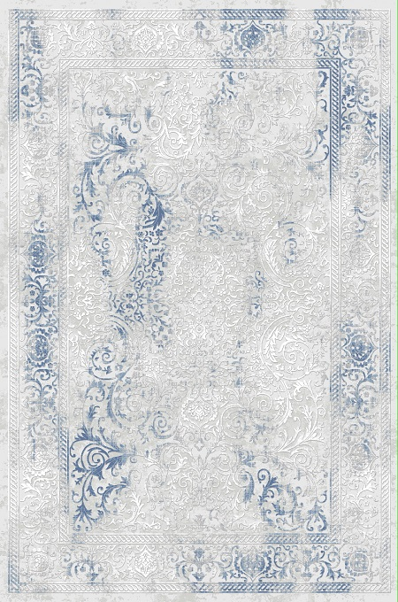 TOPKAPI-MODEL T014A-CULOARE BLUE 120x180