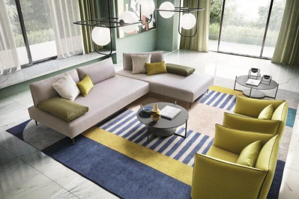 Canapele modulare BACIO