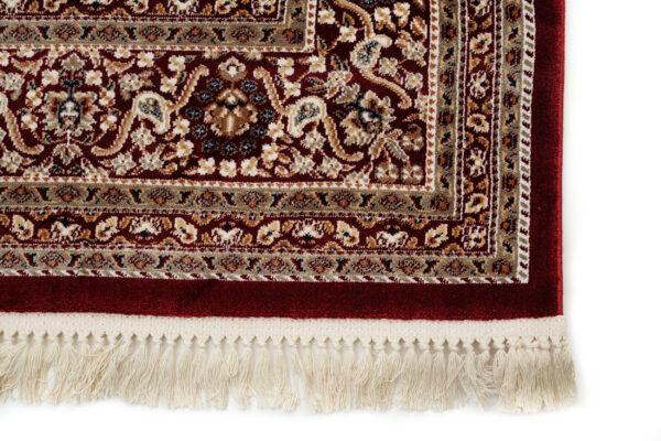 NOSTALJI-MODEL 1762A-CULOARE BORDO 100x200