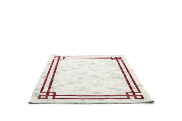 ADONIS-MODEL 2596A CULOARE RED 120x180