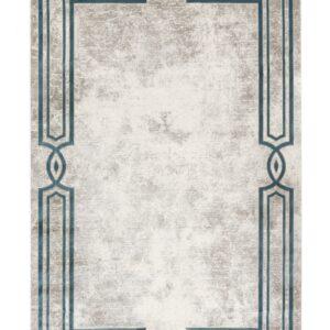 TOPKAPI-MODEL T025A-CULOARE BLUE 120x180