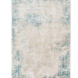 AYSIL-MODEL 1717B-CULOARE BLUE 100x200
