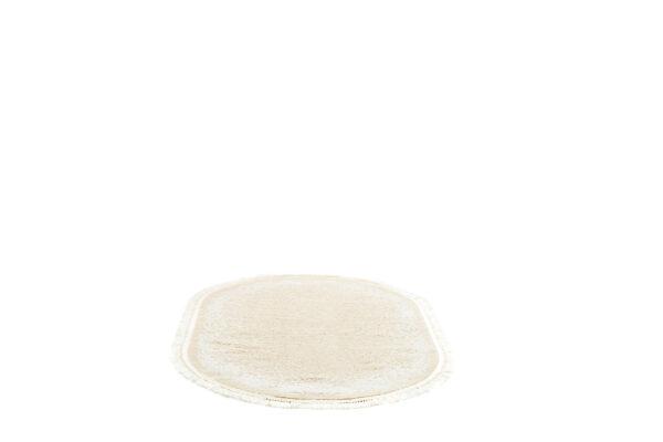 AYSIL-MODEL 1861D-CULOARE BEIGE-OVAL 120x180