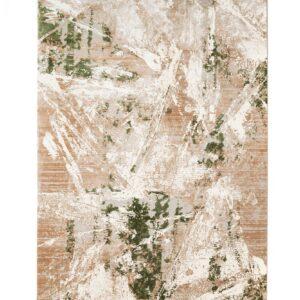 INCI-MODEL 2584B-CULOARE GREEN 100x200
