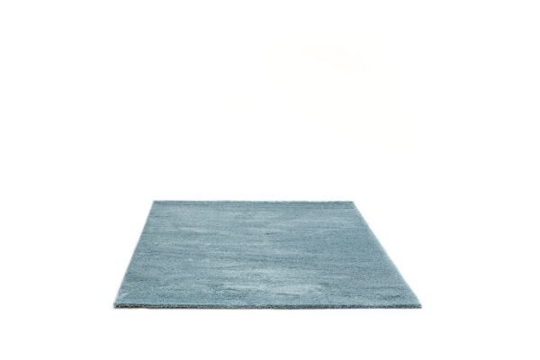 TIARA ECO-MODEL PLAIN-CULOARE BLUE 80x150