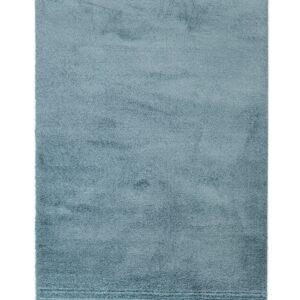 TIARA ECO-MODEL PLAIN-CULOARE BLUE 120x170