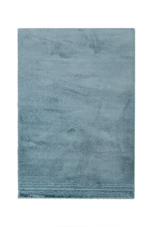 TIARA ECO-MODEL PLAIN-CULOARE BLUE 60x110