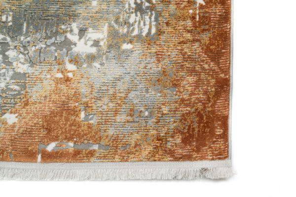 KRIZANTEM- MODEL 1738A- CULOARE TERRA 160x230
