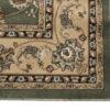 SELENA-MODEL 3544A-CULOARE GREEN 100x200