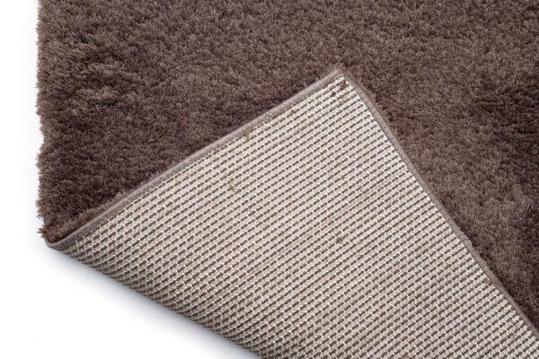 TIARA ECO-MODEL PLAIN-CULOARE BROWN 100x200