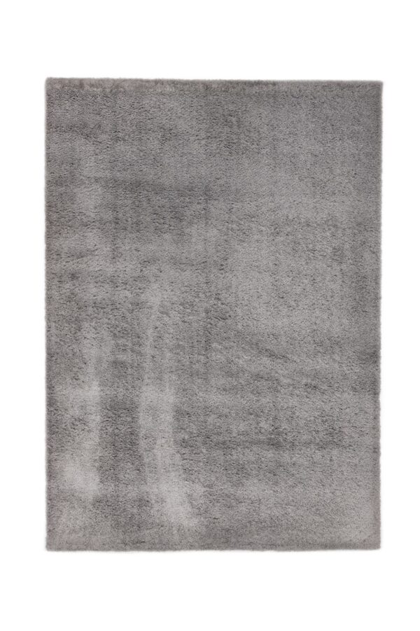TIARA ECO-MODEL PLAIN-CULOARE L.GREY 160x230