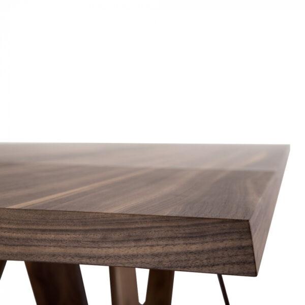 Masa dining lemn masiv DUNE B 001