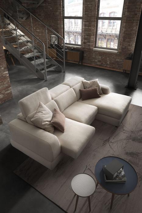 Canapele modulare cu tetiere mobile GRAFFITI