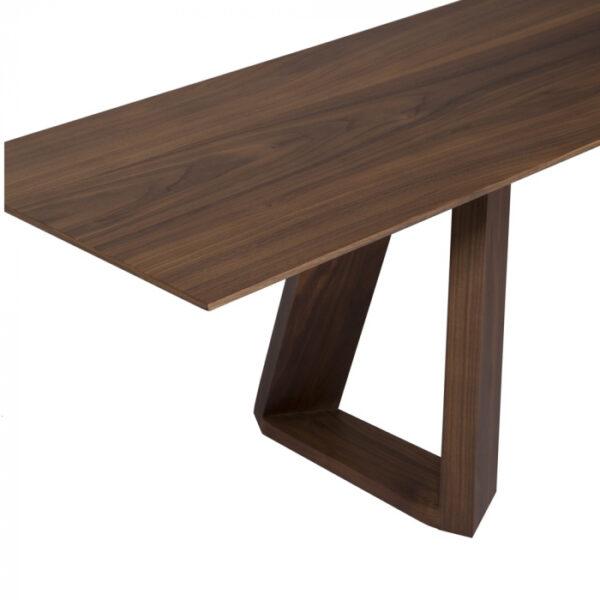Banchete lemn masiv LOOP BENCH 006