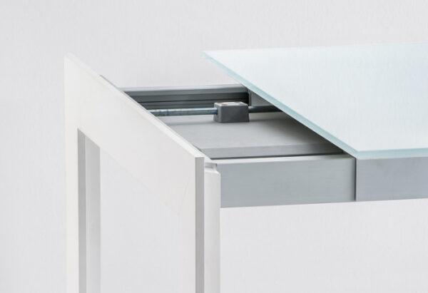 Mese extensibile cadru aluminiu anodizat MATRIX TMA