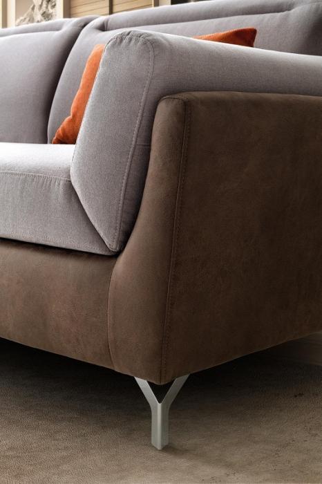 Canapele modulare cu tetiere NAVIGLIO