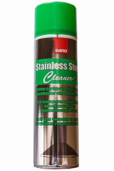 Sano Nirosta - curatire si lustruire suprafetelor cromate ale scaunelor