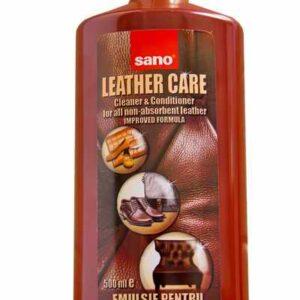 Sano leather care - Produs curatire si intretinere scaune