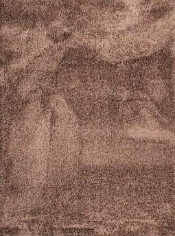 TIARA ECO-MODEL PLAIN-CULOARE BROWN 120x180