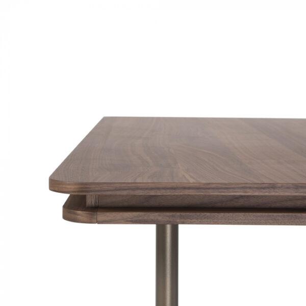 Mese dining blat lemn VENDOME Β 001