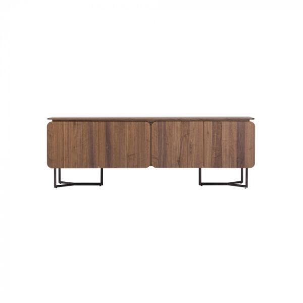 Comode baza metal blat lemn VENDOME A 002