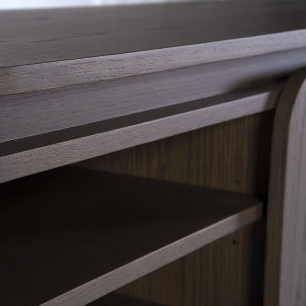 Comode baza metal blat lemn VENDOME A 005